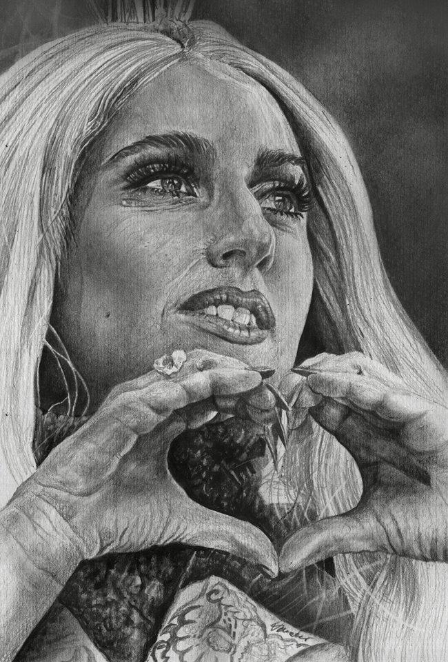 Lady Gaga par boonie1974